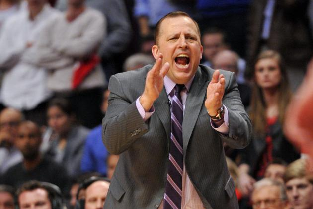 Are Tom Thibodeau's Postgame Comments on LeBron, Refs Setting Right Tone?