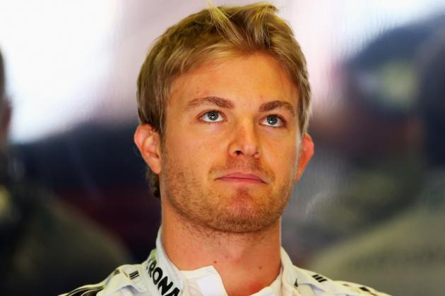 Nico Rosberg Leads Mercedes Lock-out at Barcelona for Spanish Grand Prix