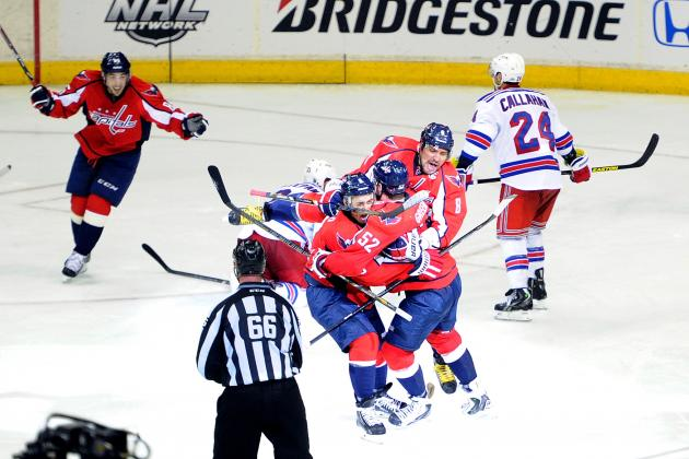 It's Right Place, Right Time for Ribeiro, Caps