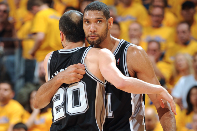 San Antonio Spurs Proving System Isn't Malfunctioning Just Yet