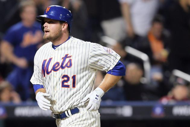 Lucas Duda out Today vs. Pirates