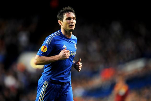 Frank Lampard Sets Chelsea Record with 203rd Career Goal for Blues