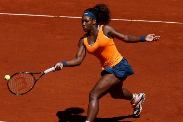 Serena Williams to Play Sharapova in Madrid Final