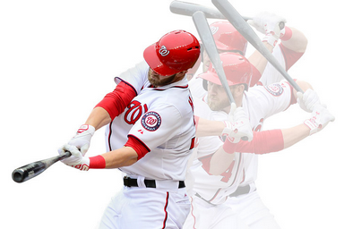 Bryce Harper: A Swing of Beauty