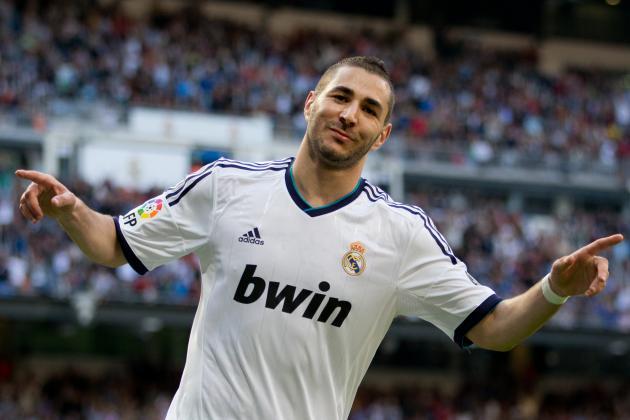 Karim Benzema: Why Real Madrid Striker Should Not Be David Moyes' Big Signing