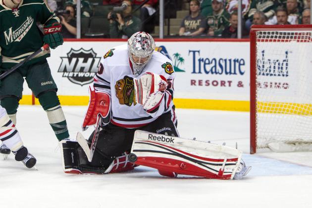 NHL Playoffs 2013: Breaking Down Postseason's Top Performers Thus Far