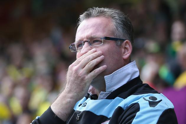 Premier League: Paul Lambert Fumes at Officials Following Chelsea Loss
