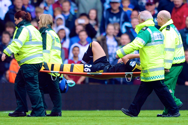 John Terry Injury: Updates on Chelsea Star's Leg