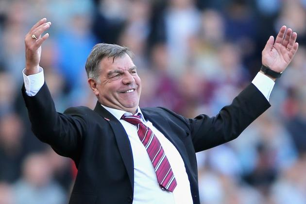 West Ham Manager Sam Allardyce Signs a New Two-Year Contract