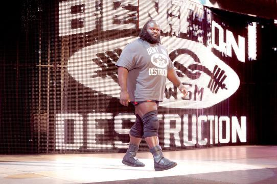 Mark Henry Is the Best Old-School Heel in WWE