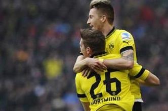 Wolfsburg 3-3 Borussia Dortmund: Reus Rescues Sloppy Schwarzgelben