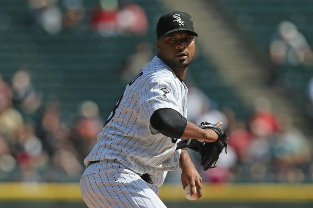 Francisco Liriano Returns to the Mound