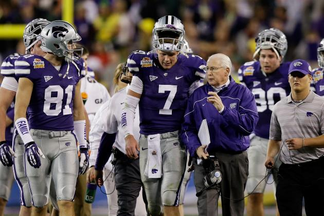 Kansas State Reloads After Winning Big 12 Title