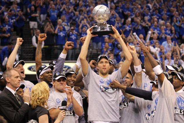 How Far Away Are the Dallas Mavericks from Being Playoff Regulars Again?