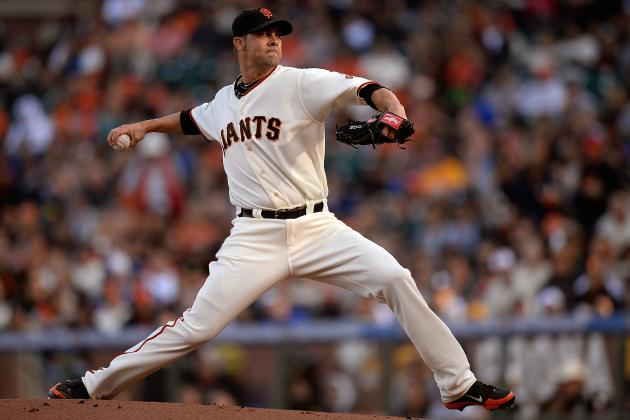 Giants' Vogelsong Will Make Next Start