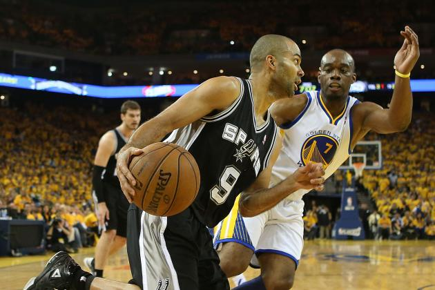NBA Playoff Schedule 2013: Complete Viewing Guide for Spurs vs. Warriors Game 4