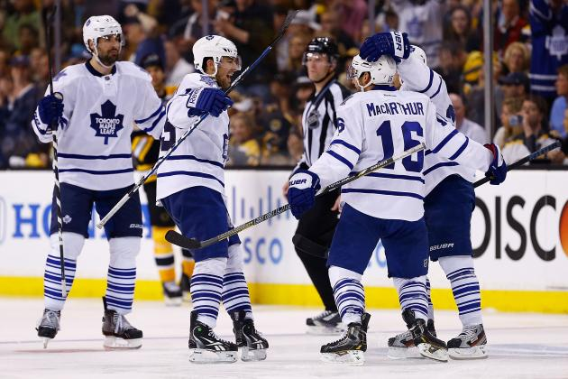 Toronto Maple Leafs: Taking It One Game at a Time and Looking Ahead to Game 6