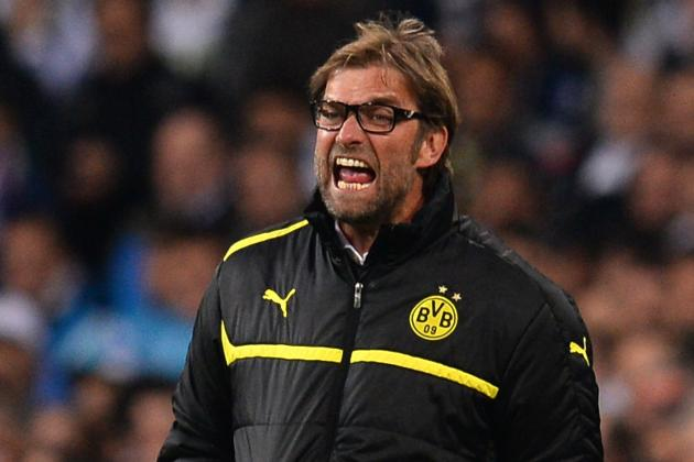 Dortmund Escaped with a Black Eye, Admits Klopp