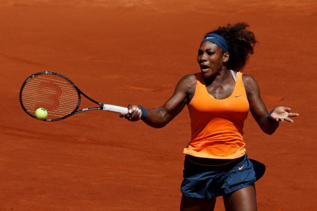 Serena Williams vs. Maria Sharapova: World No. 1 Will Dominate Madrid Open Final