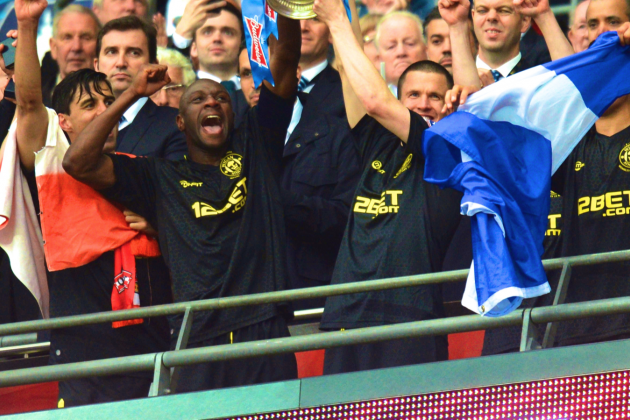 Wigan vs. Manchester City: FA Cup Final Live Score, Highlights and Recap