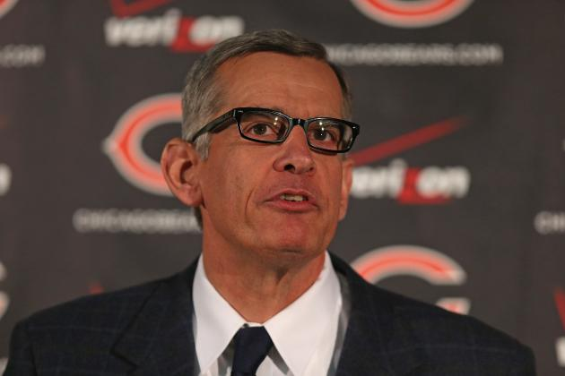 Emery Makes Some Moves in Bears' Front Office