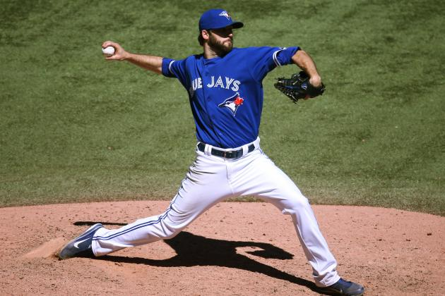 Brandon Morrow Scratched from Sunday Start Due to Neck and Back Stiffness