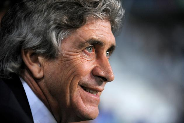 Pellegrini Lined Up to Replace Mancini at City, but Is He an Upgrade?
