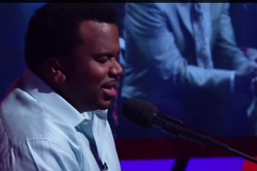 Craig Robinson Sings Derrick Rose Song on ESPN's SportsNation