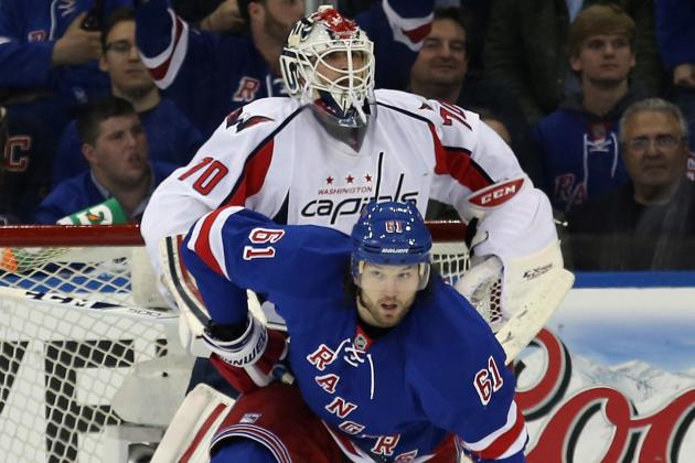 Taking a Look at Rick Nash's Playoff Performance