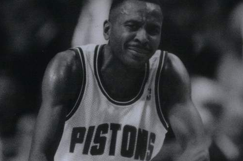 Report: Ex-Piston Darrell Walker to Interview for Coaching Job