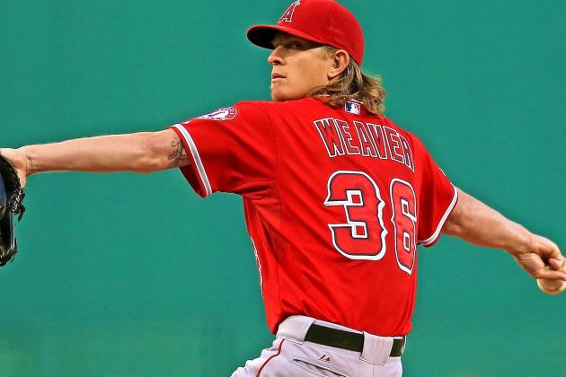 Zack Greinke or Jered Weaver: Which Ace's Return Will Have Biggest Impact?