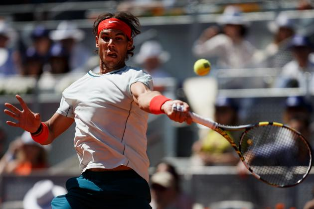Madrid Open 2013 Live Stream: Where You Can Catch Nadal vs. Wawrinka Final