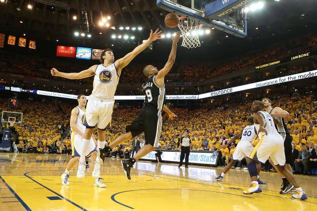 S.A. Spurs vs. Golden State Warriors: Game 4 Preview, Schedule and Predictions
