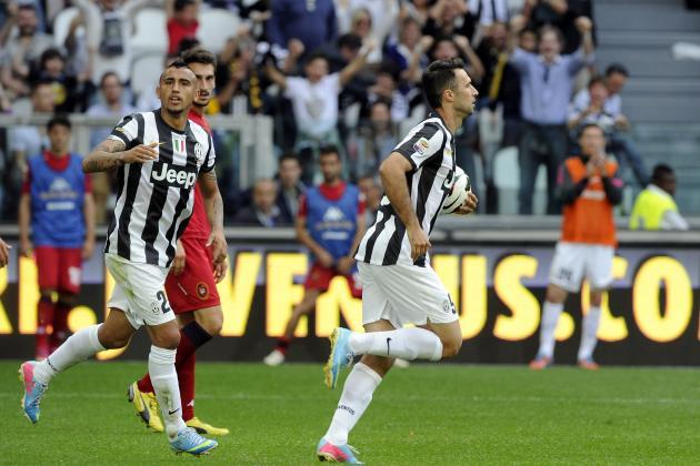 Juventus 1-1 Cagliari: Celebratory Draw