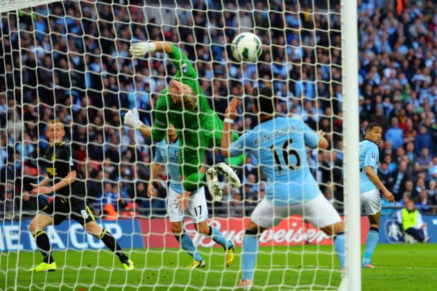 Manchester City's Familiar Failings Allow Wigan to Profit in FA Cup Final