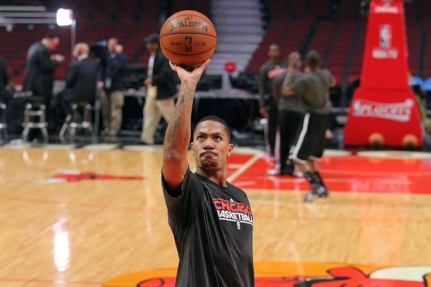 Derrick Rose Return: Lack of Confidence Sole Culprit in D-Rose's Playoff Absence