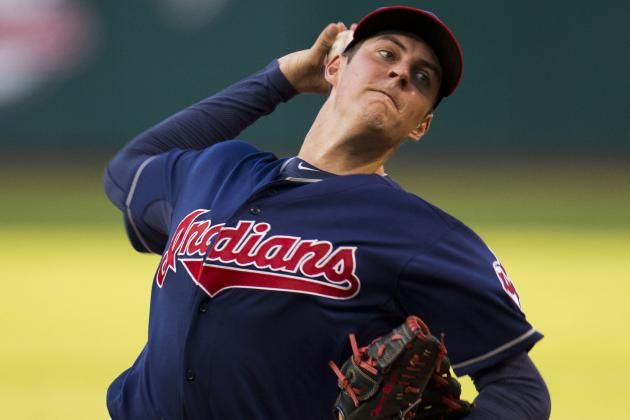 Bauer Will Start Monday vs. Yankees