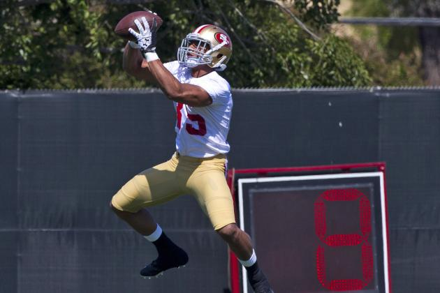 49ers Rookie Eric Reid's Mother Also Has Football Skills