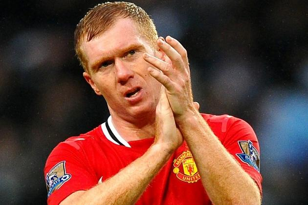 Manchester United Midfielder Paul Scholes Set to Retire