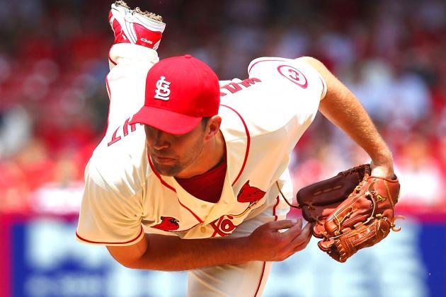 Adam Wainwright's 2-Hitter Extends Colorado Rockies' Nightmare Slump