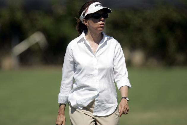 Raiders CEO Amy Trask Resigns