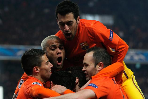 Real Madrid Draw Crowns Barca