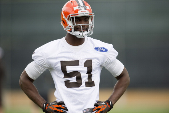 Barkevious Mingo Doesn't Think He Needs to Add Weight
