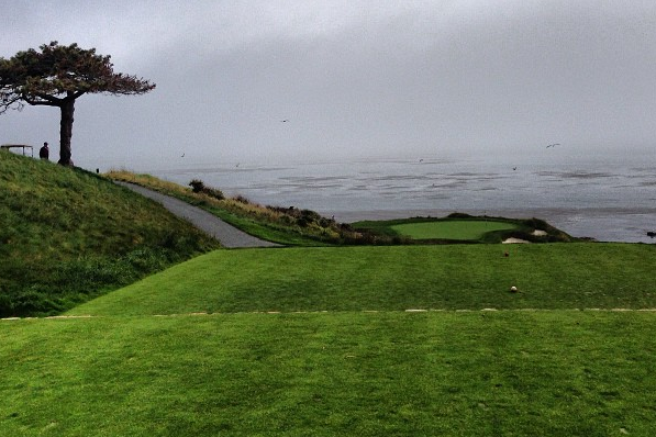 Instagram: Johnny Manziel Plays Pebble Beach