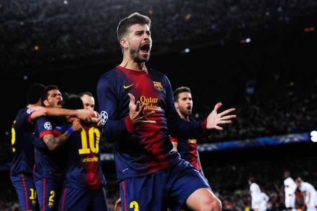 Barcelona Clinch La Liga Championship Following Real Madrid Draw