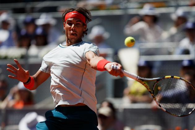 Nadal vs. Wawrinka: Breaking Down 2013 Madrid Open Final