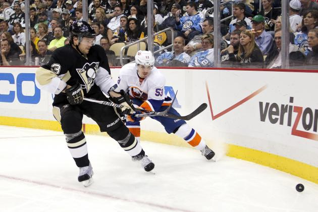 ESPN Gamecast: Penguins vs. Islanders