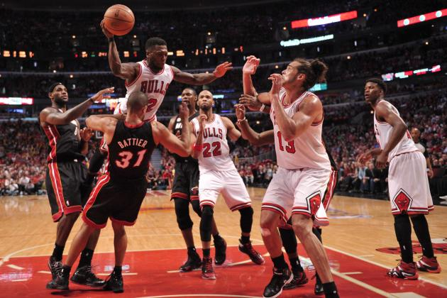 Miami Heat vs. Chicago Bulls: Game 4 Preview, Schedule and Predictions