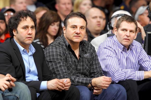 Maloofs Reportedly Won't Sell Kings to Sac Group If Seattle Demands Aren't Met