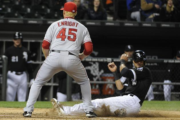 ESPN Gamecast: Angels vs. White Sox